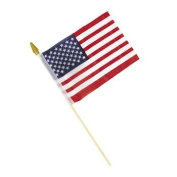 Polyester USA Flags (1 dz)
