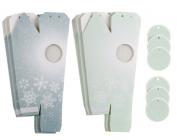 Martha Stewart Crafts Frosty Elegance Die-Cut Treat Boxes