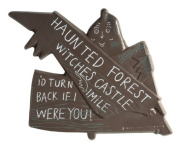 Wizard of Oz Haunted Forest Sign