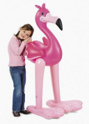 Jumbo Inflatable Pink Flamingo
