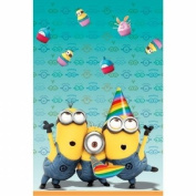 Unique 231309 Despicable Me 2 - Plastic Tablecover