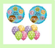 LITTLEST PET SHOP party supplies balloons polka dots XL