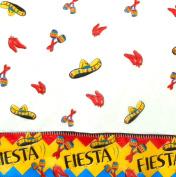 Fun Express Plastic Fiesta Banquet Roll