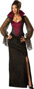 InCharacter Costumes, LLC Women's Midnight Vampiress Costume