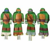 Unique 232566 Nickelodeon Teenage Mutant Ninja Turtles Assorted Pull-String Pinata