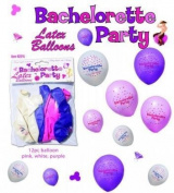 Bachelorette Party Balloons 12Pc