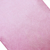 Koyal Wholesale 6-Pack Satin Table Runner, 30cm by 270cm , Pink
