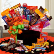 Gift Basket Drop Shipping 914752 Happy Halloween Candy Cauldron Of Treats