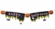 GROOVY HOLIDAYS Halloween Banner