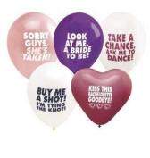 Bachelorette Balloon Asst. Colours