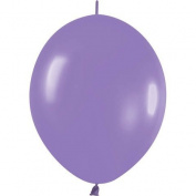 30cm Deluxe Lilac Link-O-Loon