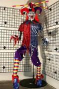 Standing Jester Puppet Prop