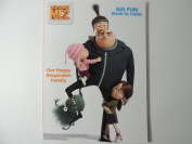 Despicable Me 2 Our Happy Despicable Family Colouring Book