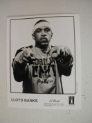 Lloyd Banks Press Kit Photo