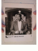 Chuck Stanley Press Kit And Photo 'The Finer Things In Life'