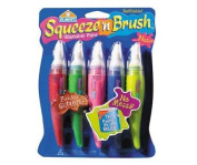 Squeeze N Brush 5-Pack