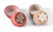 Martha Stewart Crafts Cottage Christmas Treat Wrapper