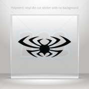 Decals Sticker Tribal Design Tatto style Spider Vehicle Garage door 0502 W7424