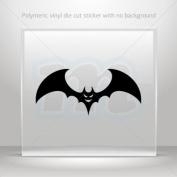 Decals Stickers Dracula Vampire Bat car helmet window bike Garage door 0502 KRZE5