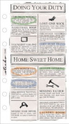 EK Success Sticko Classified Stickers-Around the House