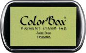 ColorBox Classic Pigment Ink Pad, Full Size, Pistachio