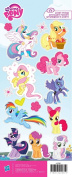 Cardstock Stickers 12cm x 30cm Sheet-My Little Pony