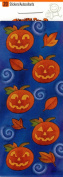 Pumpkins and Leaves Scrapbook Stickers