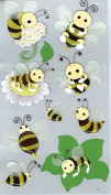 Jolee's Boutique Bumblebees Stickers