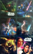 Star Wars 3d Hologram Stickers!