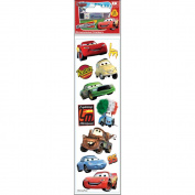 Disney/Pixar Cars Slims Dimensional Stickers