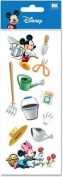 A Touch Of Disney Dimensional Stickers-Gardening