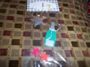 Meri Meri Wine Bottle Scrapbook Stickers