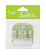 Cricut Tools Craft Scraper and End Caps, Green