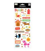 Me & My Big Ideas Stickers - Dog