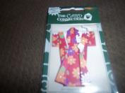 Hawiian Cloth Shirt Scrapbook Embellishment