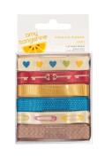 Amy Tangerine Enjoy Flat Box Ribbon