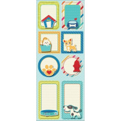 Imaginisce Good Dog Doggy Diary Sticker Stackers