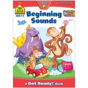 Workbooks-Beginning Sounds Grade P