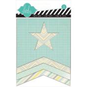 Serendipity Mini Fotostack Book-Stars