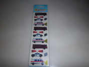 Sandylion Sticker Designs Cars Themed