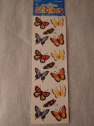 Amscan Stickers Butterfly Themed