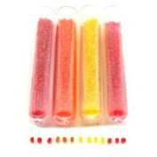 4 Tubes Crystal Glass Seed Beads Jewellery Beading Parts