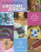 Elegant Wire And Bead Crochet Jewellery