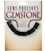 4mm Semi-Precious Gemstone-36PK/Mag. Hematite
