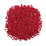 Red Fuse Beads