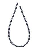 Tennessee Crafts 1153 Semi Precious Hematite Round 3mm Beads, 71-Piece