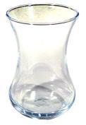 Tea Glass Set 'Large & Hourglass Shaped' / ince Belli