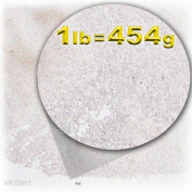 1lb = 454g Plastic Microbeads Nohole 0.6mm Transparent Aurora Borealis AB Clear