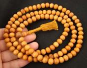 ~Tibetan MEDITATION 108 Beads KADAM WOOD Mala 8mm~