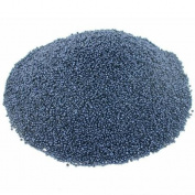 Dark Blue Glass Seed Beads Beading 11/0 Approx 3/4 Kilo